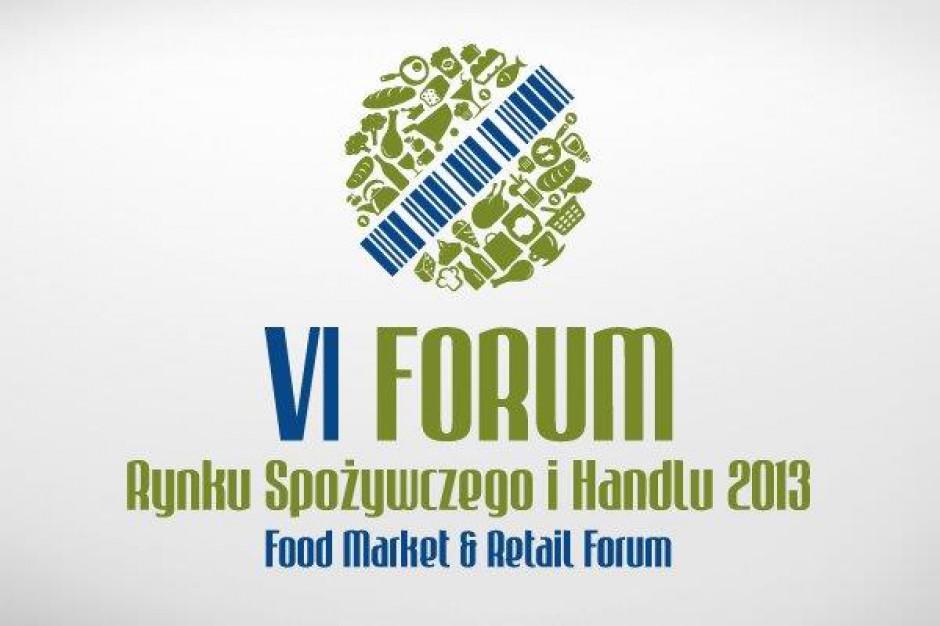 VI Forum Rynku Spożywczego i Handlu 2013 / 6th Food Market & Retail Forum 2013