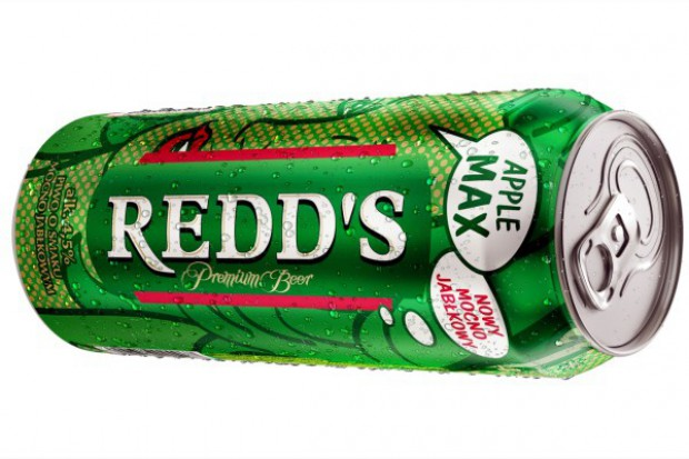 Nowe smaki Redd'sa: Apple Dry i Apple Max