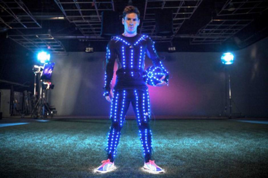 Leo Messi w nowej reklamie Adidasa