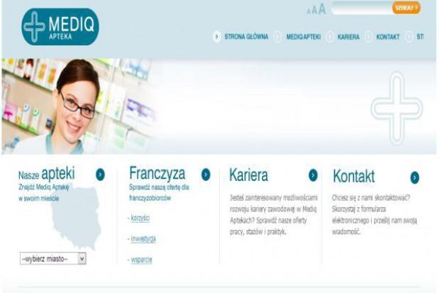 Penta kupuje sieć aptek Mediq w Polsce za 224 mln zł