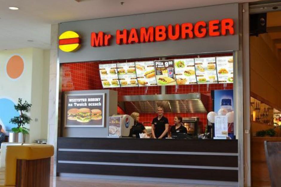 Mr. Kuchar zmienia nazwę na Mr Hamburger i planuje rozwijać sieć Leśne Runo