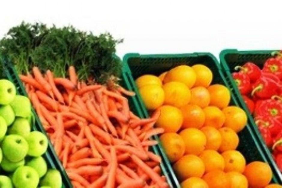 Bronisze: Wyższe ceny warzyw, niższe - owoców rdr.