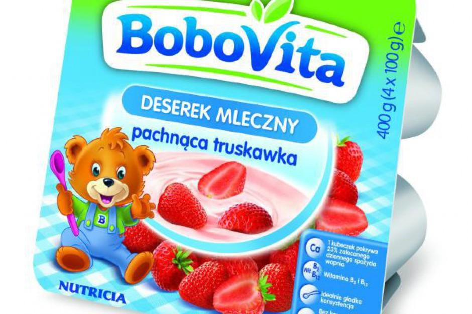 Deserki mleczne BoboVita