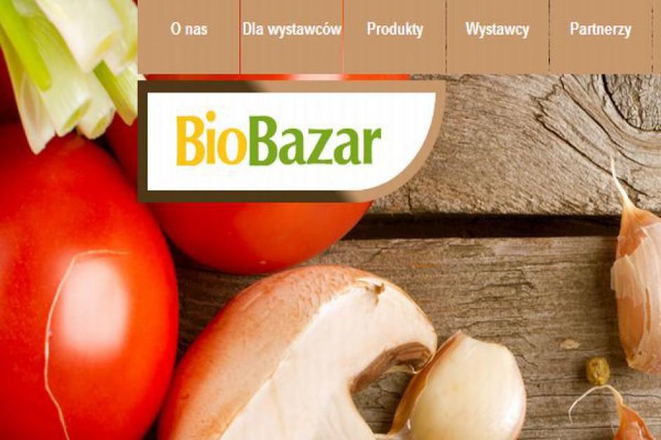 BioBazar rusza ze sprzedaż ekologicznych produktów z dostawą do domu