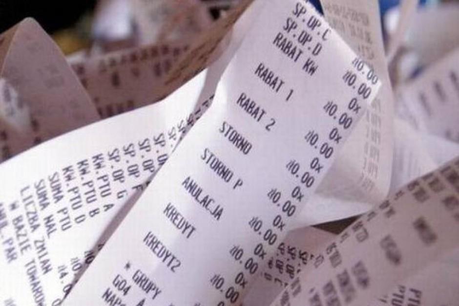 Od października zaczynają obowiązywać nowe przepisy dot. paragonów fiskalnych