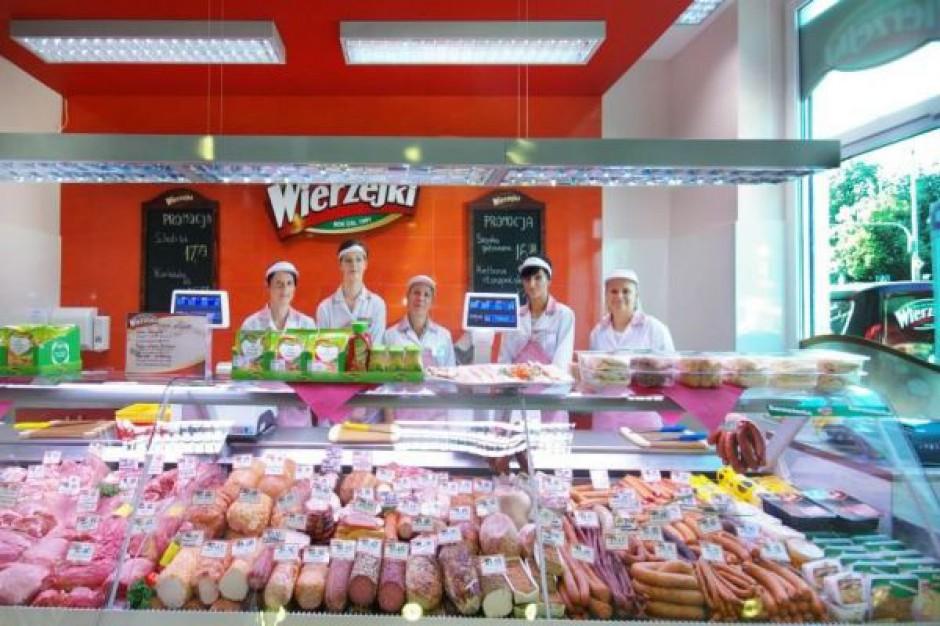 Obroty sklepów Wierzejki wzrosły o 13 proc. rdr.