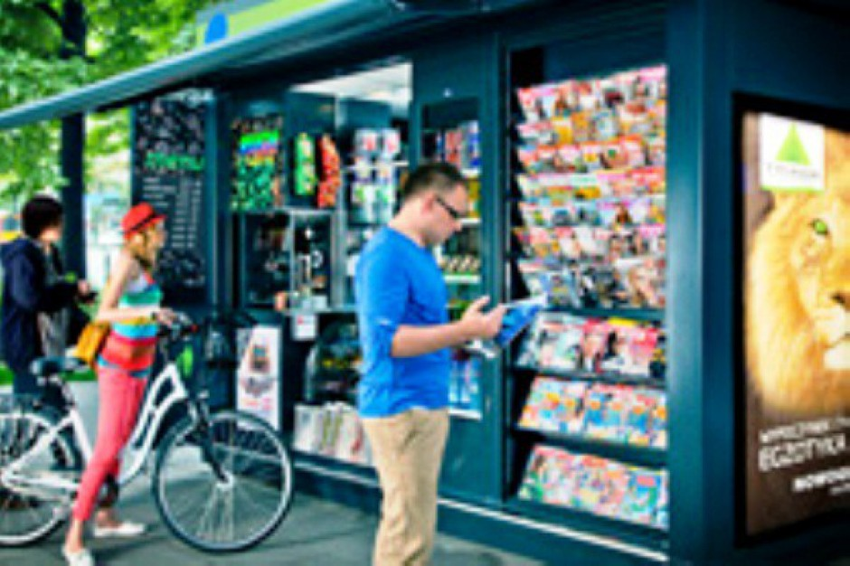 Prezes sieci Ruch: Chcemy zarabiać na logistyce i usługach na rynku e-commerce