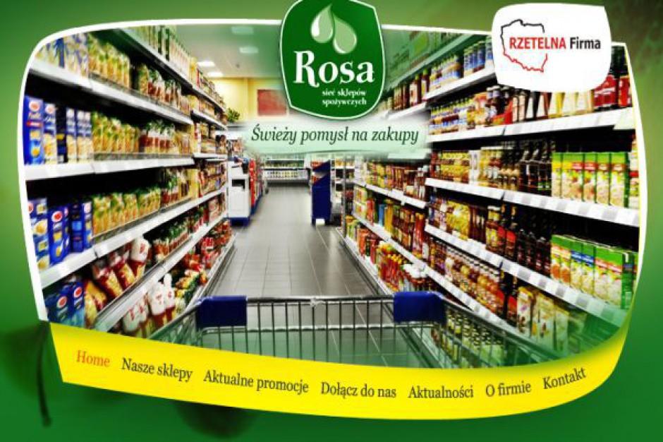 Rosa przyłącza lokalną sieć handlową