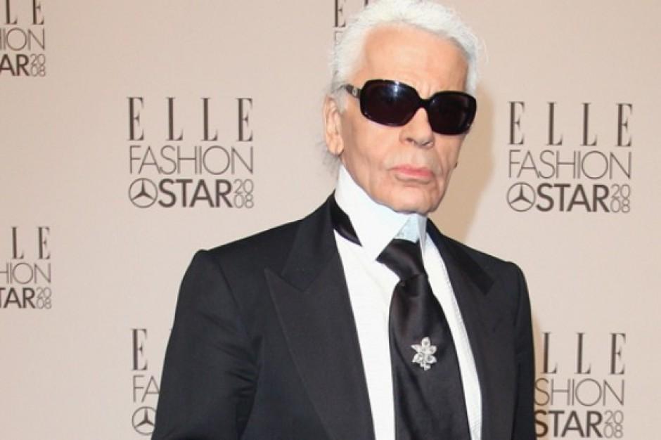 Karl Lagerfeld otwiera pierwszy sklep w Polsce