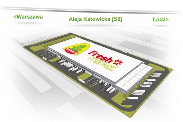 Rusza trzecie centrum dystrybucyjne sieci Żabka