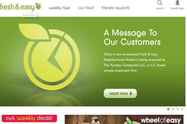 Tesco wycofuje się z USA. Sprzedaje sklepy Fresh and Easy