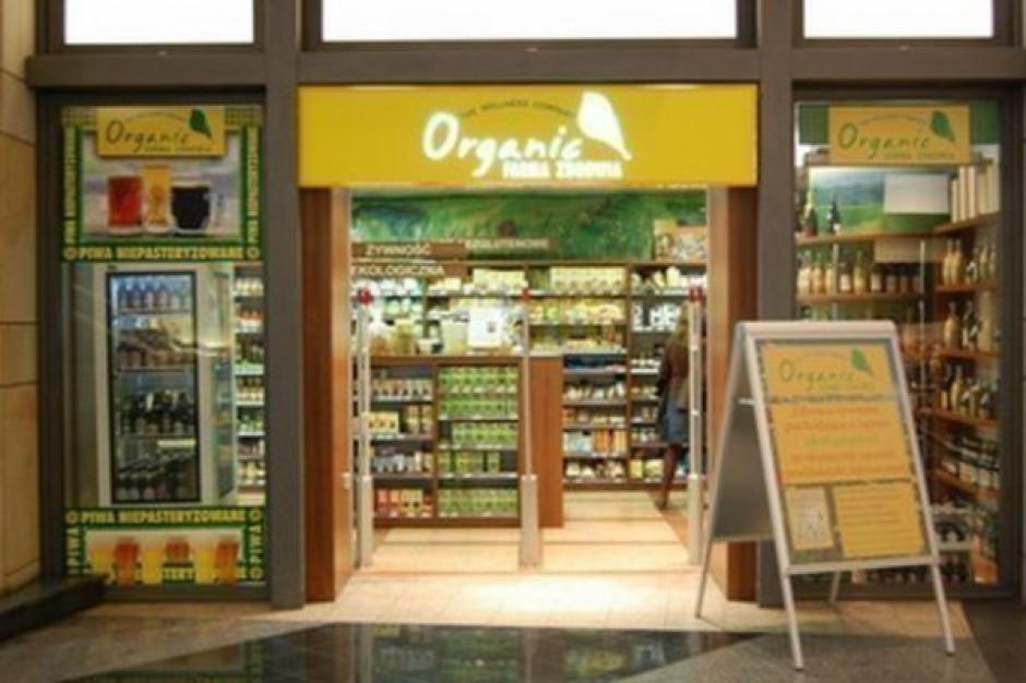Sklepy Organic Farma Zdrowia coraz większe