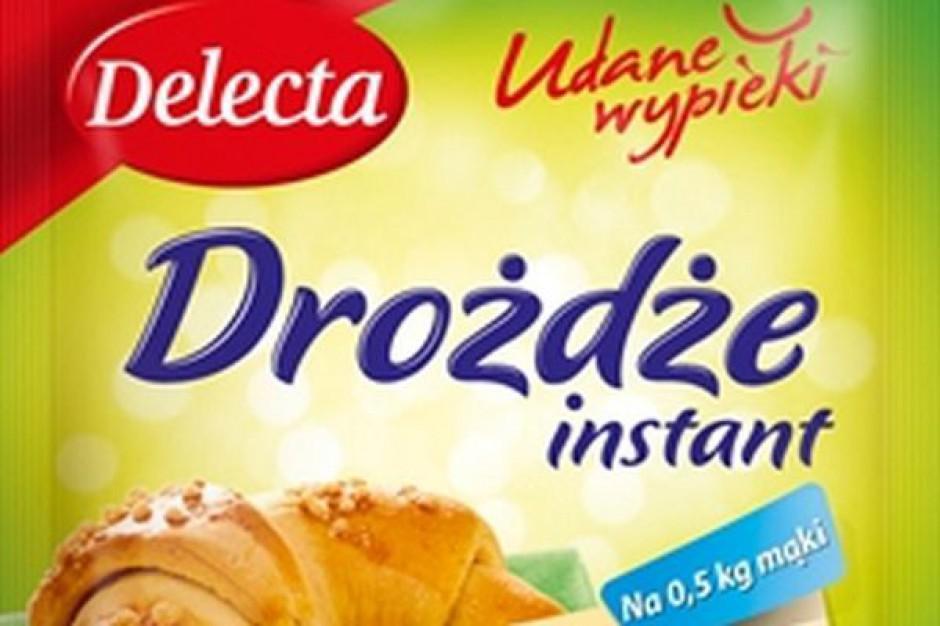 Drożdże instant Delecta