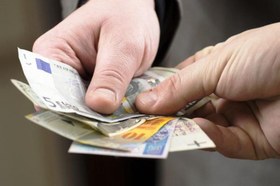 Podniesiono limit wykroczenia do wysokości 1/4 pensji minimalnej