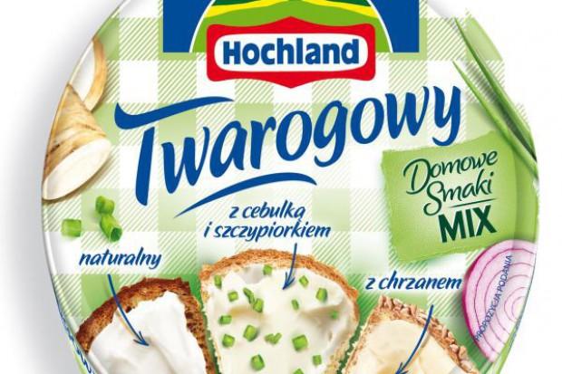 Hochland Twarogowy w krążkach