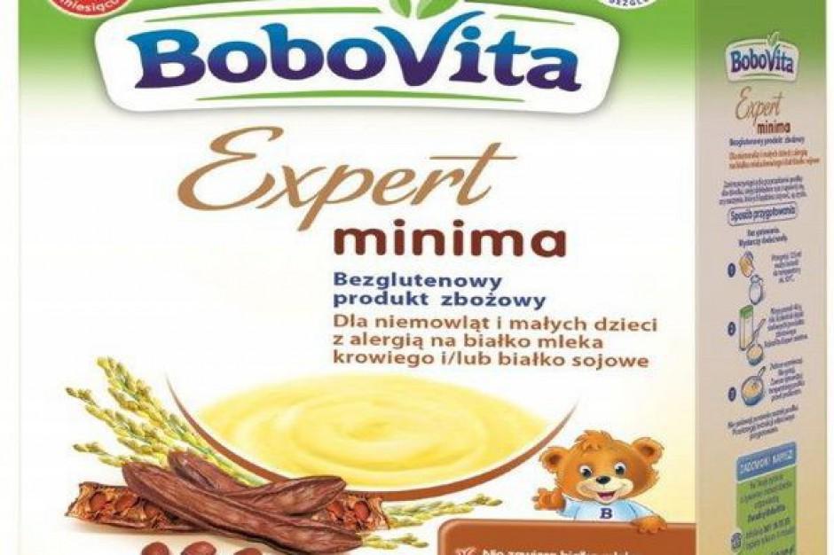 BoboVita wprowadza na rynek linię kaszek specjalistycznych BoboVita Expert