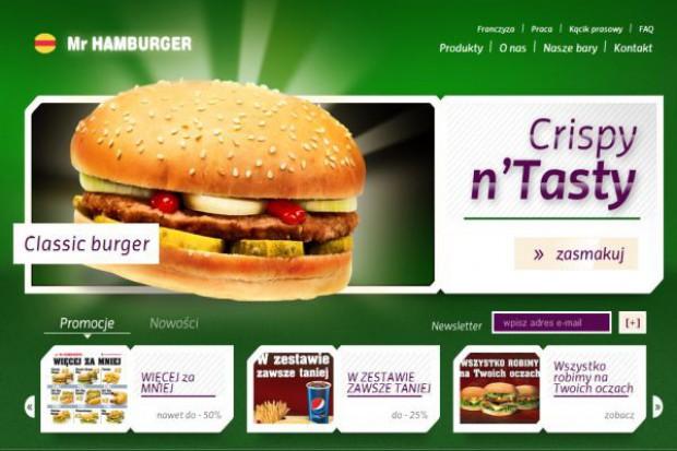 Mr Hamburger będzie zarządzać dwoma sieciami gastronomicznymi