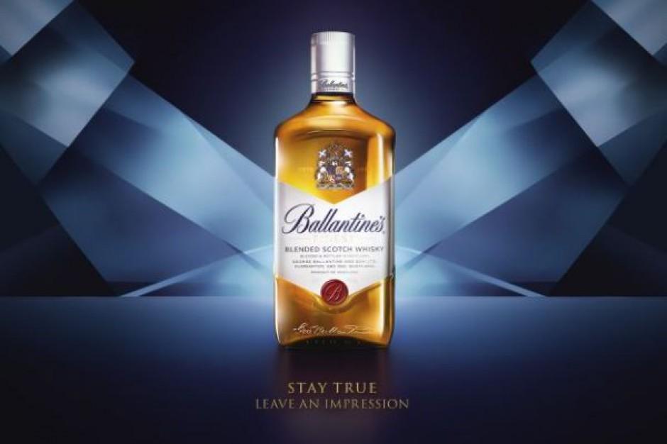 Ballantine's w nowej butelce