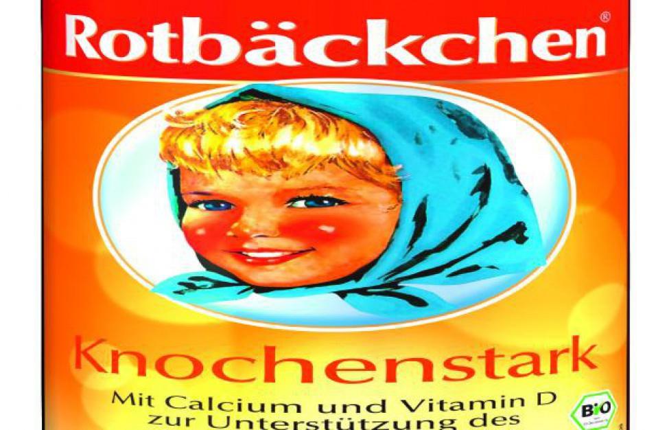 Sok Rotbäckchen Rumiane policzki BIO - zdrowe kości