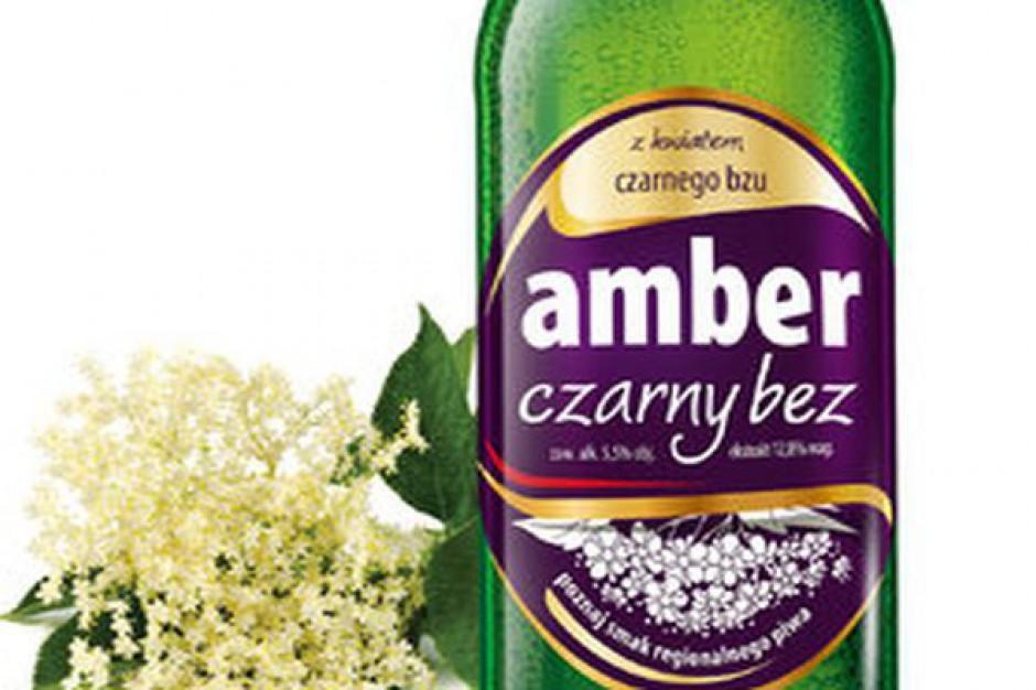 Piwo Amber czarny bez