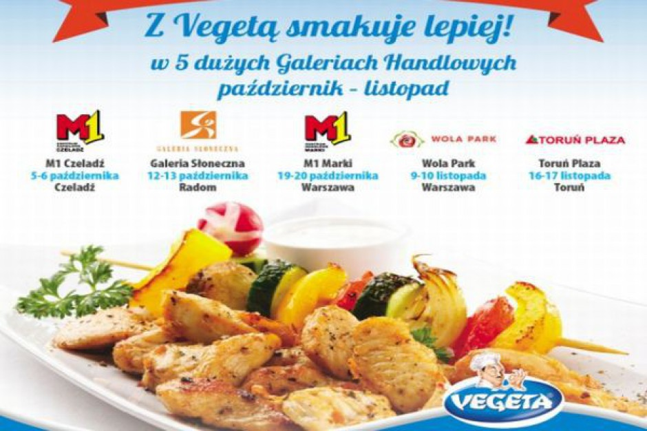 Rusza promocja przypraw Vegeta