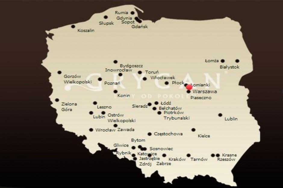 Grycan zmierza do 120 lokali na koniec 2013 roku