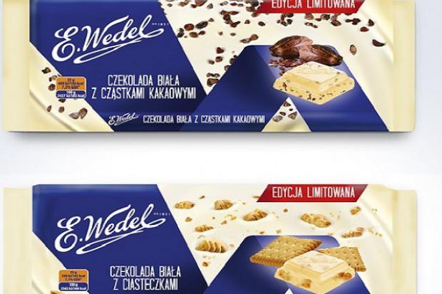 Limitowana edycja białych czekolad od Wedla