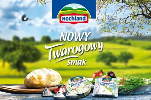Hochland wspiera sprzedaż nowych segmentów serów twarogowych