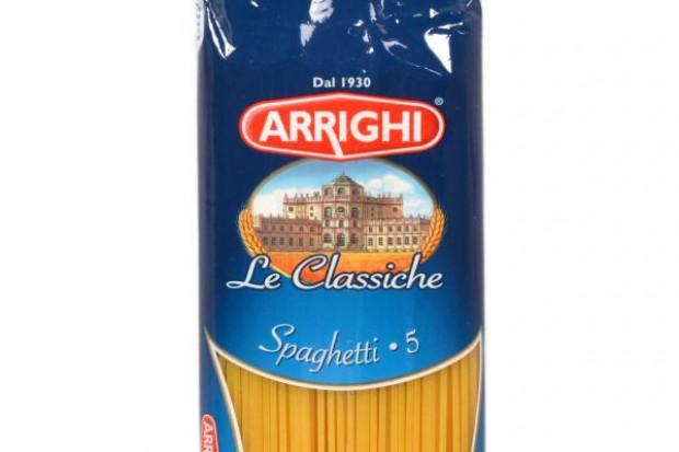 Spaghetti Arrighi w nowym opakowaniu