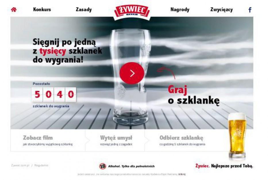 Żywiec z interaktywną kampanią
