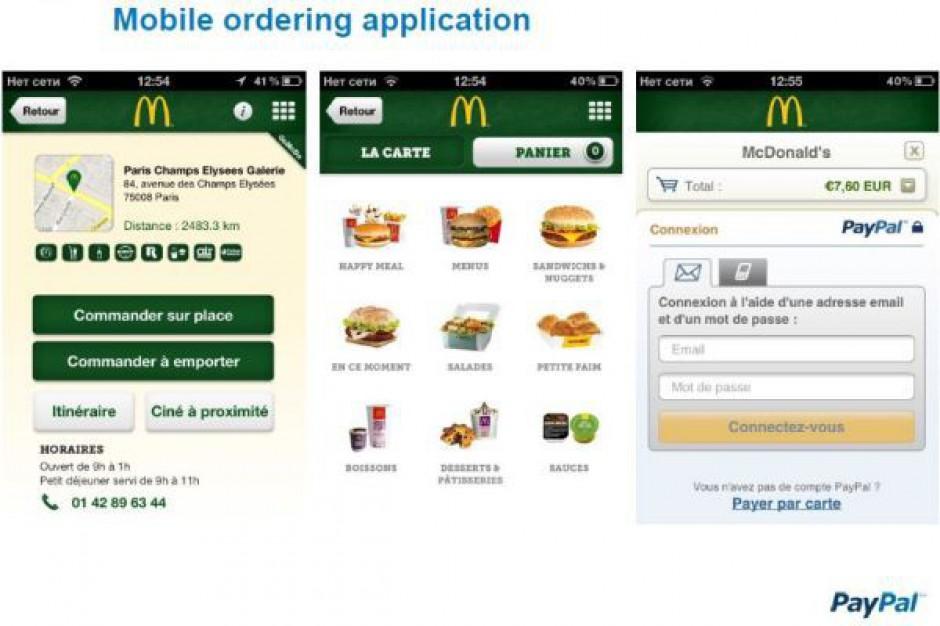We francuskim McDonald's można już zapłacić smartfonem. Rozwiązanie może pojawić się w Polsce