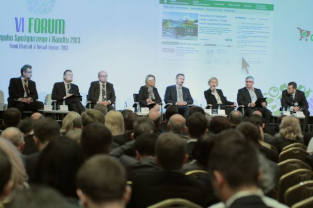 Rusza drugi dzień debat w ramach VI Forum Rynku Spożywczego i Handlu