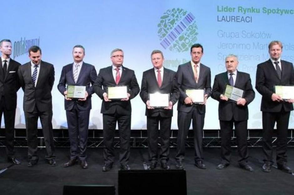 VI FRSiH: Wręczono Nagrody Rynku Spożywczego 2013