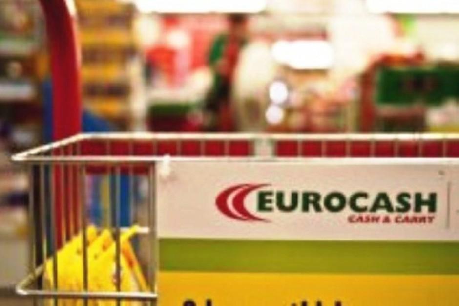 Eurocash zanotował 3,6-proc. spadek sprzedaży