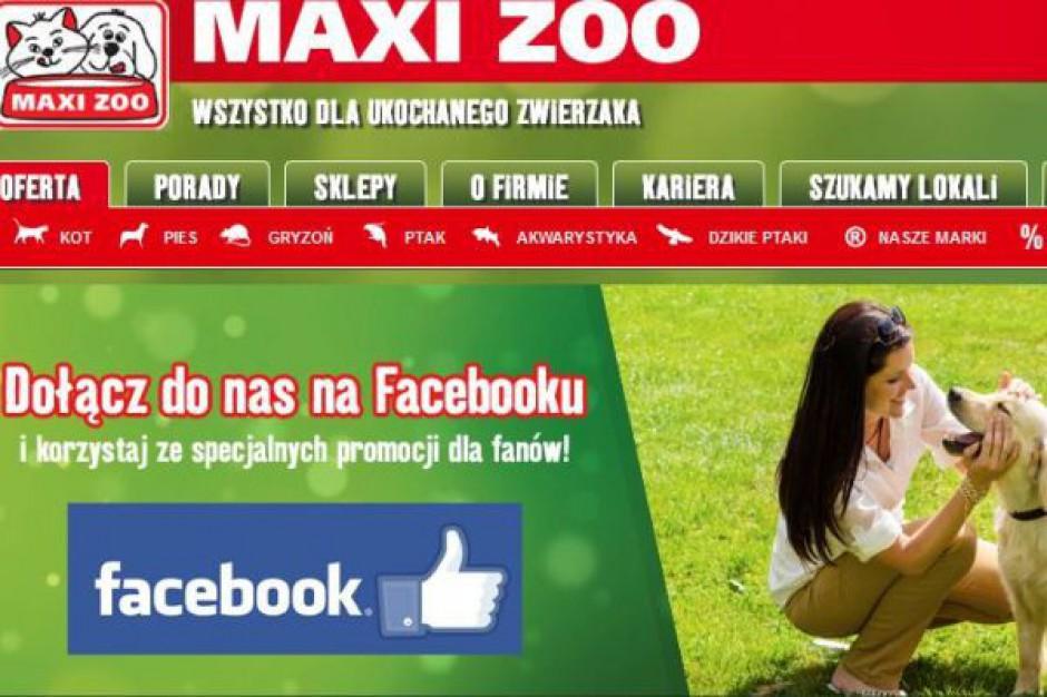 Maxi Zoo otwiera sklep w Poznaniu. Docelowo może dojść do 150