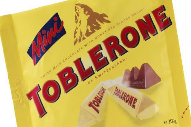 Mleczne czekoladki Toblerone Mini