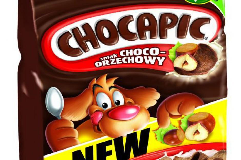 Płatki Nestlé Chocapic o smaku choco-orzechowym