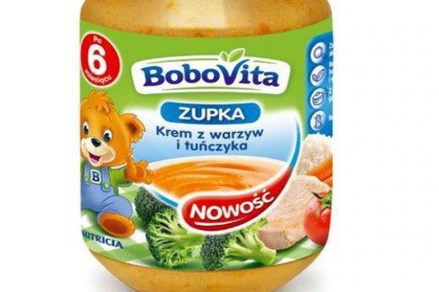 Marka BoboVita wprowadza na rynek dwa nowe posiłki zawierające rybę