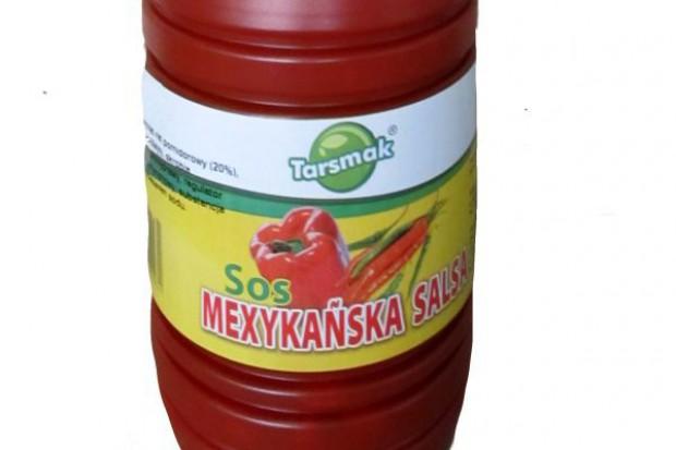 Sos Meksykańska Salsa marki Tarsmak