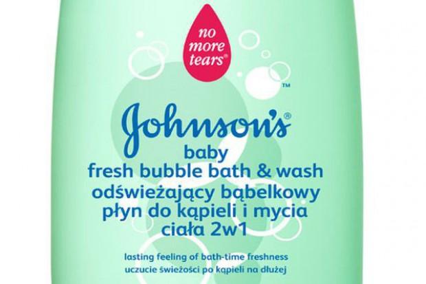 Nowe kosmetyki Johnson's Baby