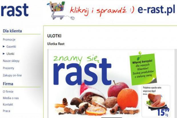 Rast: Sieć spożywcza bez e-sklepu nie jest w stanie sprostać oczekiwaniom klienta