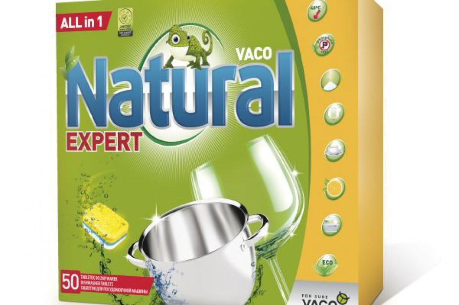 Vaco debiutuje linią produktów do zmywarek