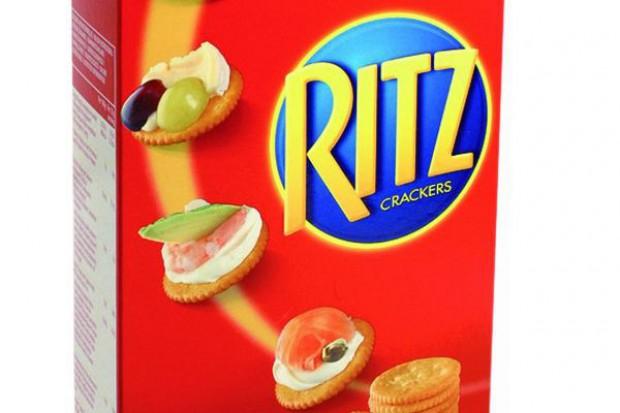 Krakersy Ritz na polskim rynku