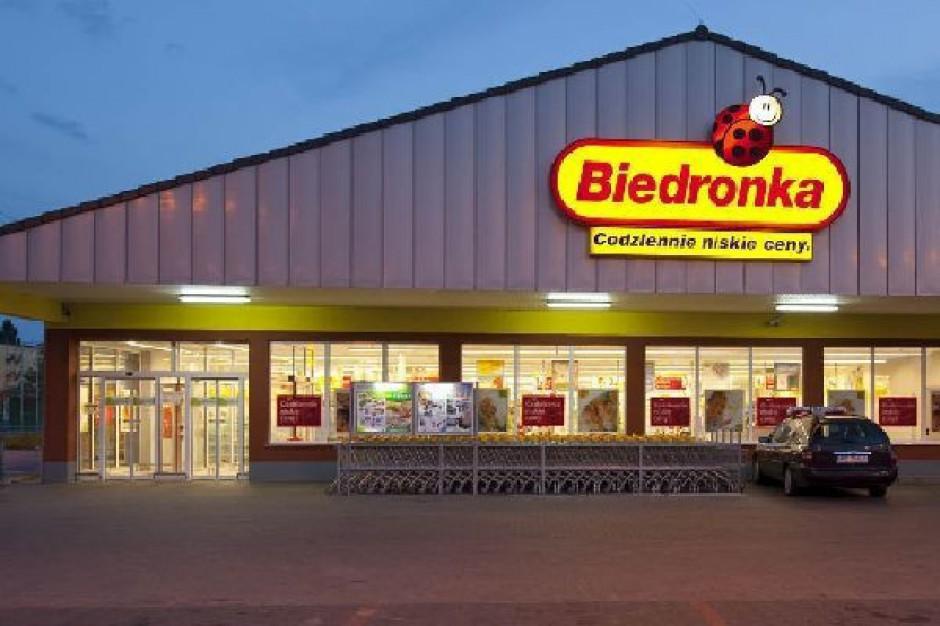 Rosną przychody dyskontów i supermarketów