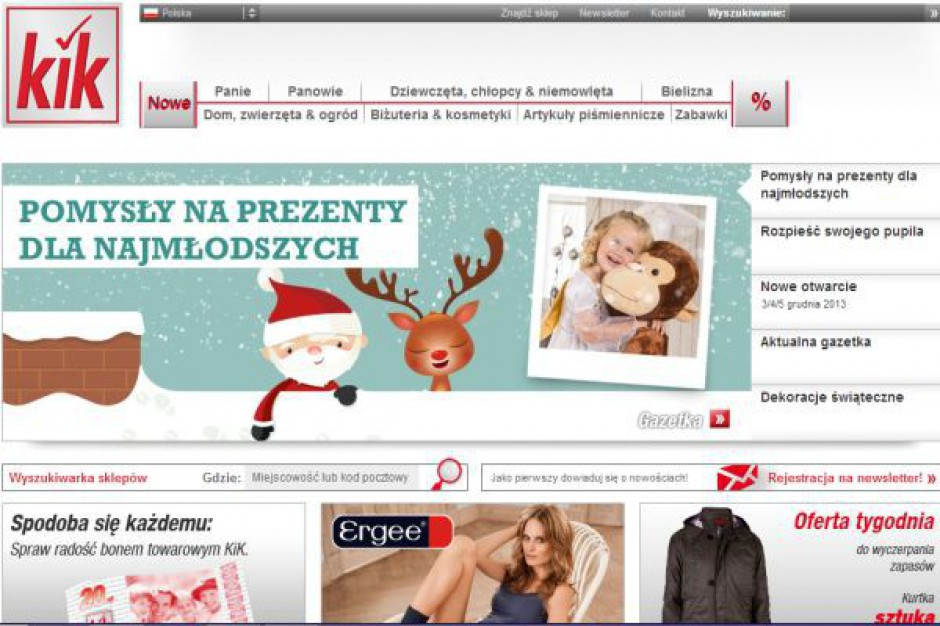 W Dębicy otwarto 29. sklep KiK. Sieć deklarowała 50 placówek do końca roku