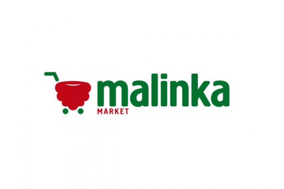 Prężny rozwój sieci Malinka Market