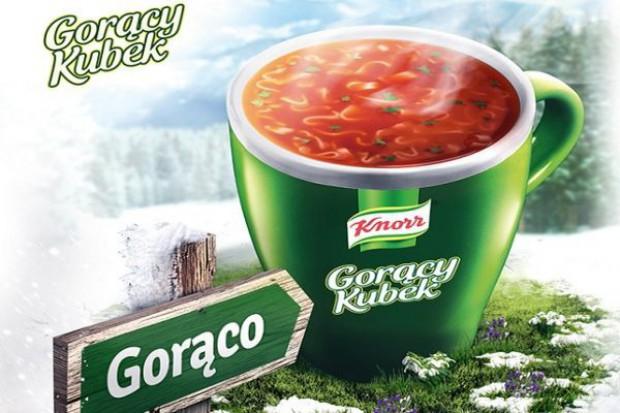Rozpoczęła się nowa kampania reklamowa Gorącego Kubka Knorr