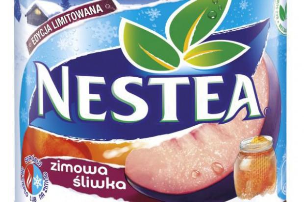 Limitowana edycja Nestea na zimę ze wsparciem sprzedaży