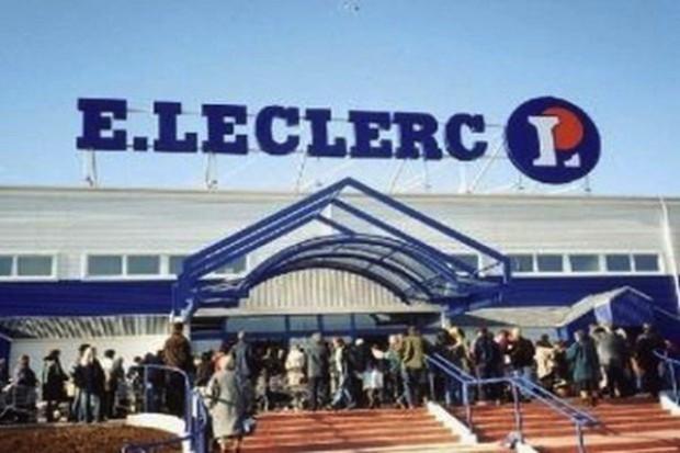 E.Leclerc notuje lekki spadek obrotów