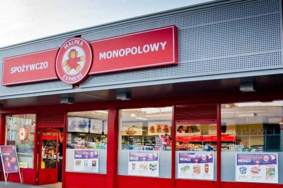 Czerwona Torebka przyspieszy z ekspansją Małpki Express, celuje w 2500 sklepów w ciągu 7 lat
